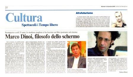 corriere13_01_09